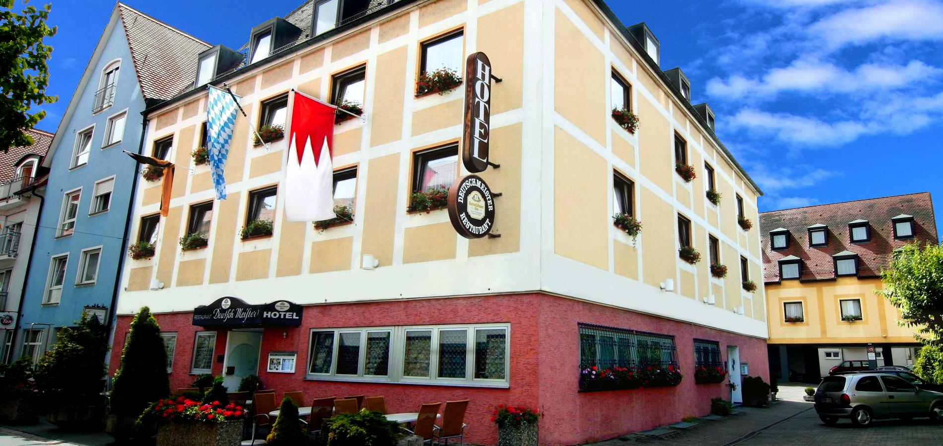 Herzlich Willkommen im Hotel Deutschmeister